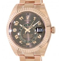 Rolex Sky Dweller 326935 Red Gold, 42mm