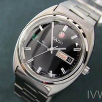 Rado Automatic New Green Horse Day Date Mens Vintage Swiss...
