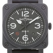 Bell & Ross Aviation 42 Automatic Date