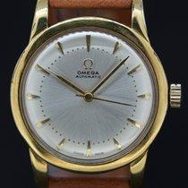 Omega Automatic Bumper White Dial Anno 1950