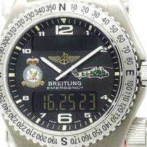 Breitling Polished Breitling Emergency No. 28 Squadron Raf...