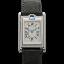 Cartier Basculante Stainless Steel Unisex 2386