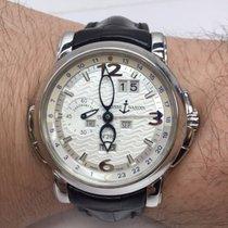 Ulysse Nardin Platinum PT950 GMT Perpetual Calendar 329-60...