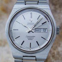 Omega Seamaster Cosmic Swiss Made Automatic Stainless Steel...