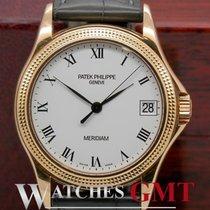 Patek Philippe Calatrava Rose Gold 5117