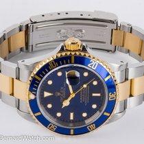 Rolex - Submariner Date : 16613