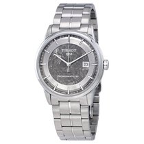 Tissot Luxury Anthracite Dial Automatic Men's Watch