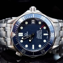 Omega 36mm Seamaster Diver 300 M, Mint, Boxed
