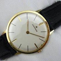 Junghans Klassik Handaufzug - Gold 585 / 14K - Cal. 650
