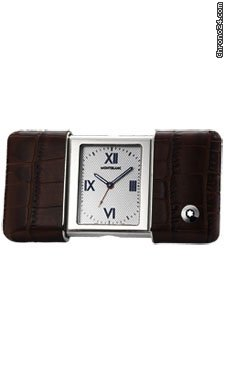 Montblanc Travel Timepieces Sliding Clock