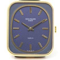 Patek Philippe 3582J Rare Blue Dial Gondolo Watch