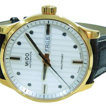 Mido Multifort Automatic Large Mens Watch