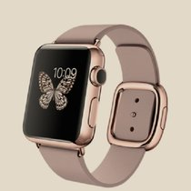 Apple 38mm 18-Karat  Rose Gold Case with Rose