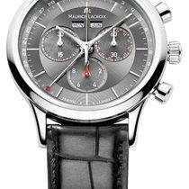 Maurice Lacroix Les Classique Chronographe Quartz, Grey Dial,...