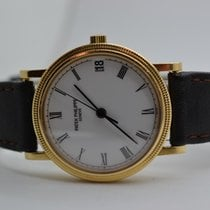 "Patek Philippe Calatrava 3802/200 18k Gold ""Extract from..."