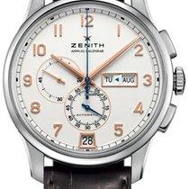 Zenith CAPTAIN WINSOR Chronograph Mens 03.2072.4054/01.C711
