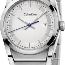 ck Calvin Klein STEP K6K33146 Damenarmbanduhr Swiss Made