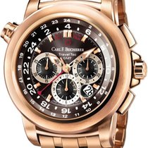 Carl F. Bucherer Patravi Traveltec GMT 00.10620.03.33.21