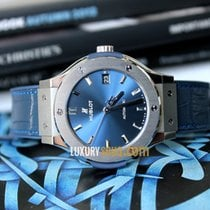 Hublot Harrods edition of the Classic Fusion