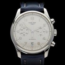 Longines Master Collection Stainless Steel Gents L2.629.4
