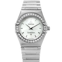 Omega Watch Constellation Mini 1466.71.00
