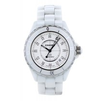 Chanel J12 Diamants - Ref H1629