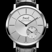 Piaget NEW Altiplano Watch White Gold G0A35130 (Retail:US22,800)