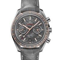 Omega Speedmaster Moonwatch Grey Side of The Moon Meteorite