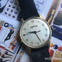 Omega Reloj Omega muy antiguo de cuerda 1940 Cal 30T2 Rare Large