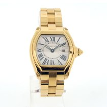 Cartier Roadster Small Yellow Gold W62018V1