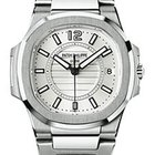 Patek Philippe 7011G White Gold - Nautilus Ladies Watch