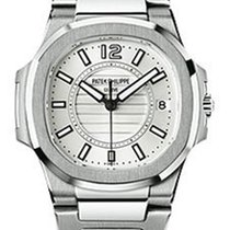 Patek Philippe 7011G White Gold - Nautilus Ladies Watch