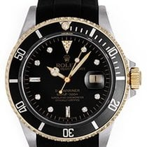 勞力士 (Rolex) Submariner Stainless Steel & Gold Men's...