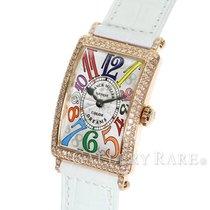 Franck Muller Long Island Color Dreams Diamonds Bezel (New)