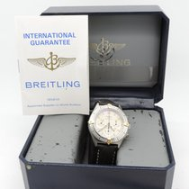 Breitling Callisto Chrono Steel Gold Full Set
