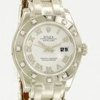Rolex Datejust Pearlmaster White Gold/Diamonds