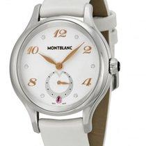 Montblanc Princess Grace de Monaco Quartz Steel White Dial R