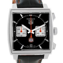 TAG Heuer Monaco Calibre 12 Acm Limited Edition Watch Caw211k...