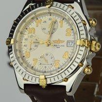 Breitling Windrider Chronomat Stahl/Gold