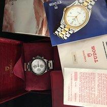 Tudor Oysterdate Chronograph - Big Block - 79160  FULL SET
