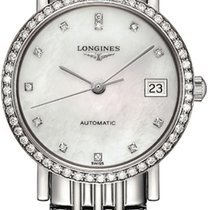 Longines Elegant Automatic 25.5mm L4.309.0.87.6