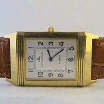 Jaeger-LeCoultre Reverso 18k Yellow Gold Manual Winding