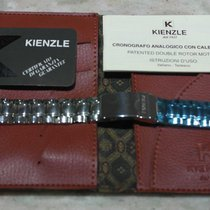 Kienzle box kit bracelet warranty card papers leather wallet nos