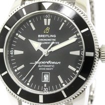 Breitling Polished Breitling Super Ocean Heritage 46 Steel...
