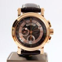 Breguet Rose Gold Marine Chronograph