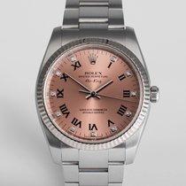 """Rolex Air-King """"34mm Diamond Dial"""""""