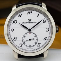 Girard Perregaux 49534-53-711-BK6A 1966 Automatic Small...