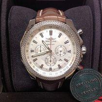 Breitling Bentley Barnato A25368 - Silver Dial