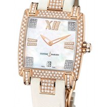Ulysse Nardin 136-91ac/301 Caprice in Rose Gold with Diamond...