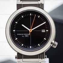 IWC 3511 Porsche Design Titanium Compass Watch (25715)